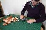 pembuat ayam daru kulit telur