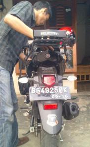 Breket Box Yamaha Byson