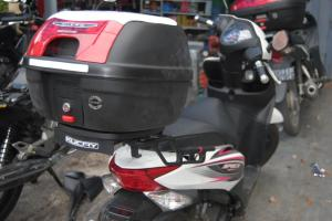 Breket Box Honda Spacy